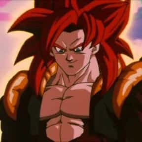 Gogeta is listed (or ranked) 2 on the list The Most Powerful Anime Characters of All Time
