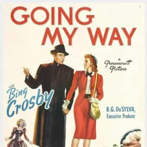 Going My Way is listed (or ranked) 16 on the list Every Oscar Winning Film Ever