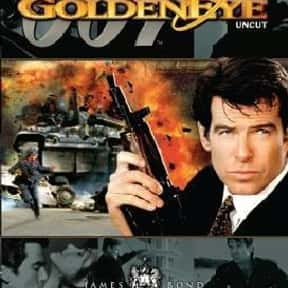 GoldenEye is listed (or ranked) 25 on the list The Best Movies of 1995