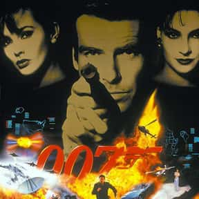GoldenEye is listed (or ranked) 21 on the list The Best Spy Movies
