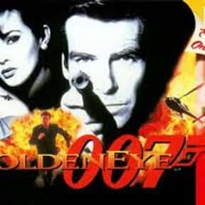 GoldenEye 007 is listed (or ranked) 25 on the list The Best Nintendo Games, Ranked
