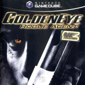 GoldenEye: Rogue Agent is listed (or ranked) 11 on the list The Best James Bond Games