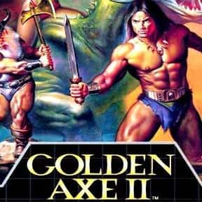Golden Axe II is listed (or ranked) 21 on the list The Best Beat 'em Up Games Of All Time