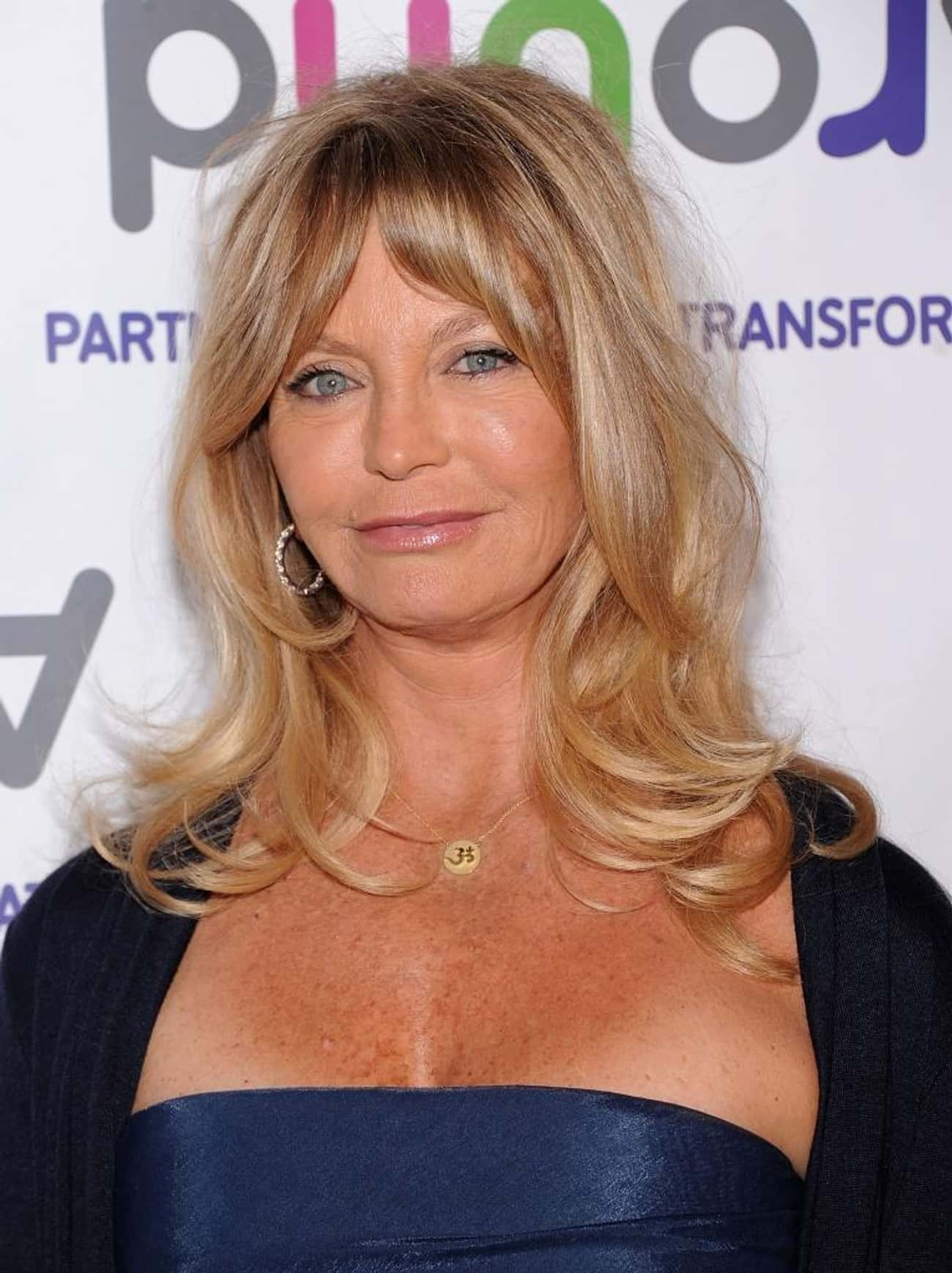 Goldie Hawn (Now) is listed (or ranked) 2 on the list The Most Famous Actresses of the 70s (Then and Now)