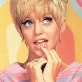 Goldie Hawn is listed (or ranked) 6 on the list Rowan & Martin's Laugh-In Cast List