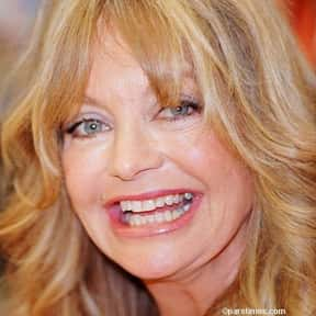 Goldie Hawn is listed (or ranked) 20 on the list People Who Have Been Criticized by PETA