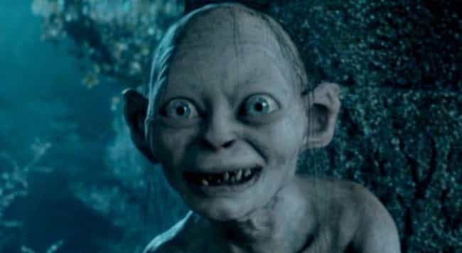 Gollum is listed (or ranked) 3 on the list Which 'Lord Of The Rings' Character Are You, Based On Your Zodiac?