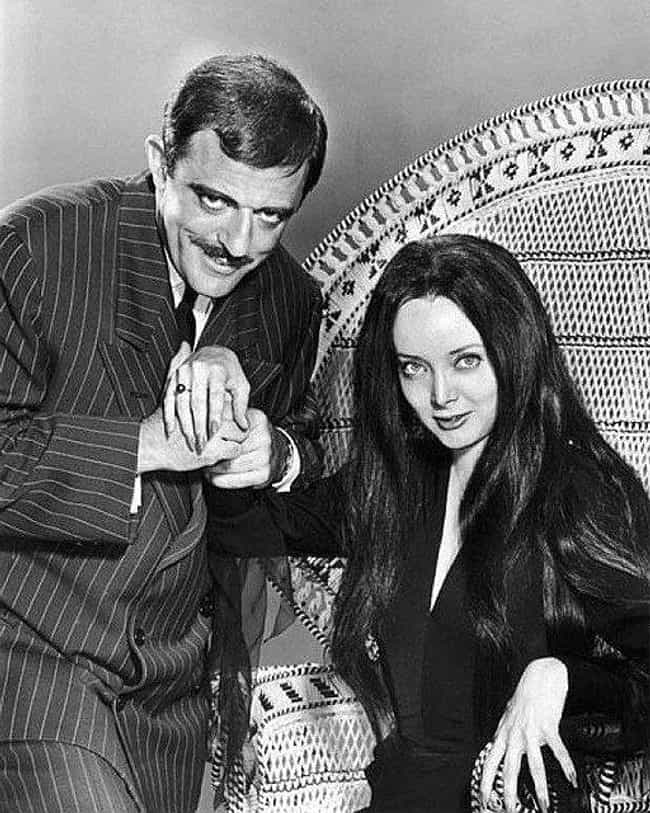 Gomez Addams is listed (or ranked) 3 on the list The Most Excellent TV Character Mustaches