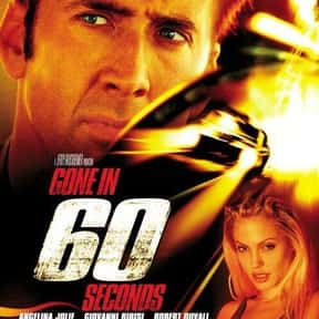 Gone in 60 Seconds is listed (or ranked) 14 on the list The Very Best Angelina Jolie Movies