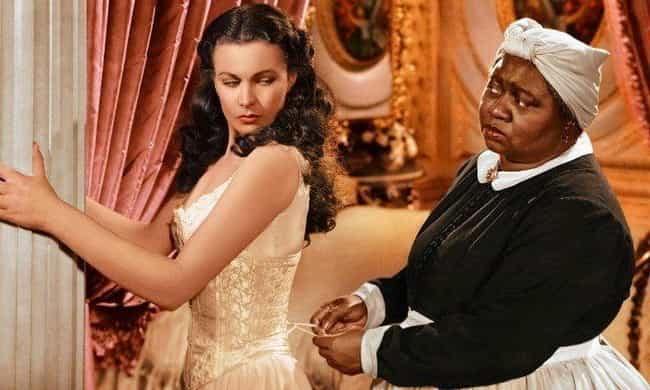 Gone with the Wind is listed (or ranked) 1 on the list 15 Movies Only Boring People Find Boring