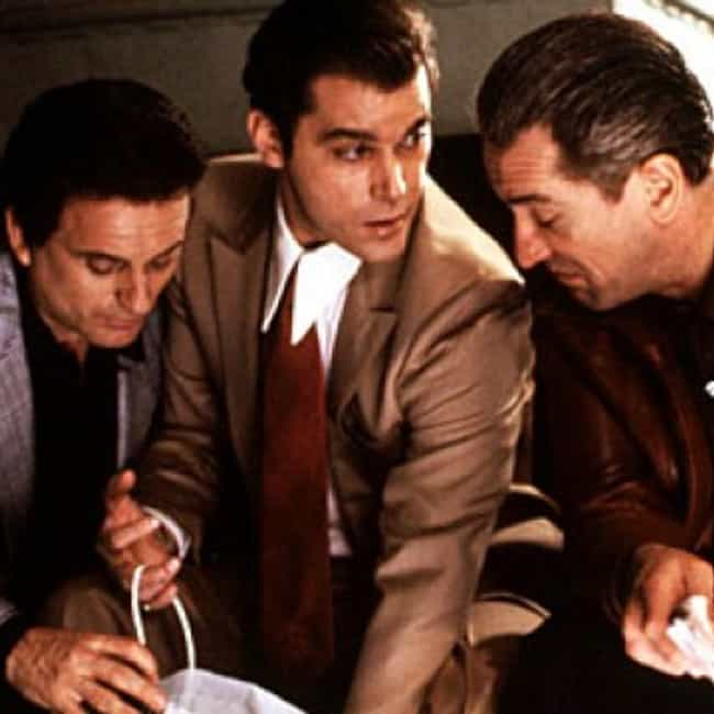 Goodfellas is listed (or ranked) 3 on the list The '90s Movies That Stuck with You the Most