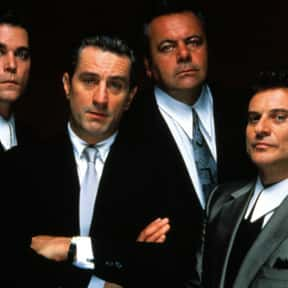 Goodfellas is listed (or ranked) 1 on the list Every Movie Martin Scorsese And Robert De Niro Have Made Together, Ranked