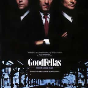 Goodfellas is listed (or ranked) 6 on the list The Best Movies with Rich People Spending Big