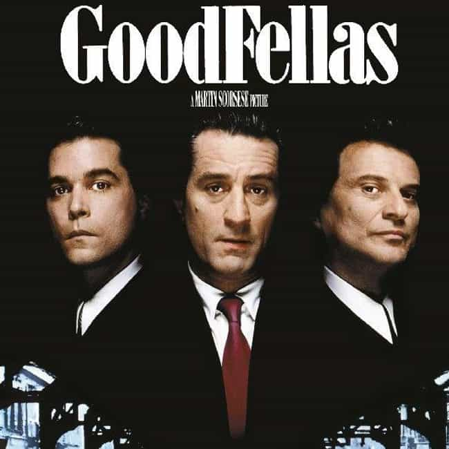 Goodfellas is listed (or ranked) 3 on the list The Very Best Crime Shows and Movies, Ranked