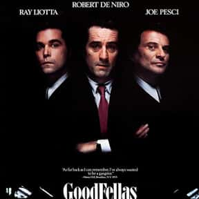 Goodfellas is listed (or ranked) 8 on the list The Best Movies with Only One Word for a Title