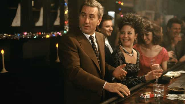 Goodfellas is listed (or ranked) 4 on the list The Best Christmas Scenes In Non-Christmas Movies