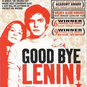 Good bye, Lenin! is listed (or ranked) 12 on the list The Best Cold War Movies