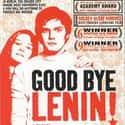 Good bye, Lenin! is listed (or ranked) 16 on the list The Best Cold War Movies