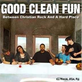 Good Clean Fun is listed (or ranked) 15 on the list The Best Straight Edge Punk Bands