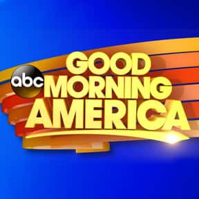 Good Morning America is listed (or ranked) 13 on the list The Best Talk Shows of the '80s