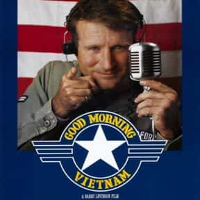 Good Morning, Vietnam is listed (or ranked) 7 on the list The Best Comedy-Drama Movies