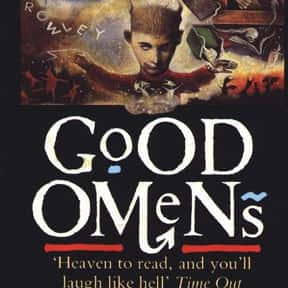 Good Omens is listed (or ranked) 13 on the list The Best Terry Pratchett Books
