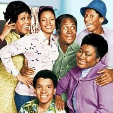 Good Times is listed (or ranked) 2 on the list The Best 1970s Black TV Shows