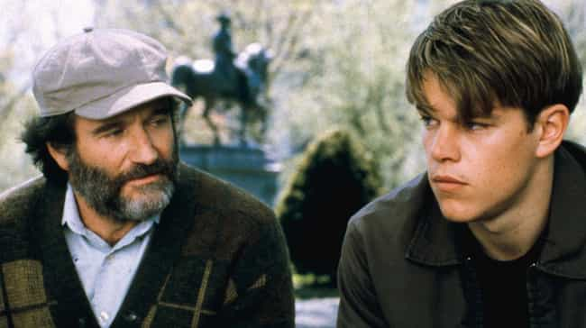 Good Will Hunting is listed (or ranked) 2 on the list Movies That Elicit Sorrow, And The Importance Of Feeling Sad