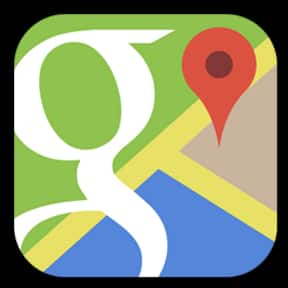 Google Maps is listed (or ranked) 1 on the list The Top Must-Have Indispensable Mobile Apps