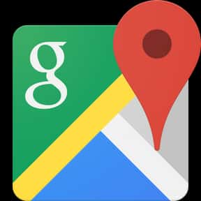 Google Maps is listed (or ranked) 2 on the list The Best Traffic & Navigation Apps