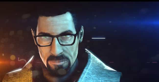 Gordon Freeman is listed (or ranked) 1 on the list Video Game Characters Who've Been Out of Work for Too Long