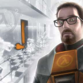 Gordon Freeman is listed (or ranked) 25 on the list The Best Jumping Characters in Gaming History