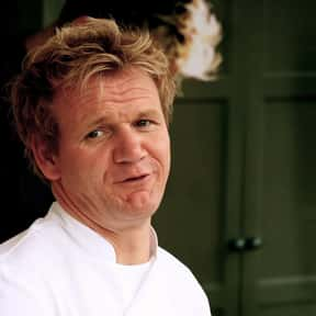Gordon Ramsay is listed (or ranked) 1 on the list Celebrity Chefs You Most Wish Would Cook for You