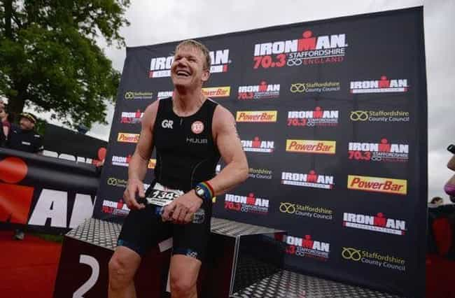 Gordon Ramsay is listed (or ranked) 1 on the list 10 Celebrities Who Have Done the Ironman