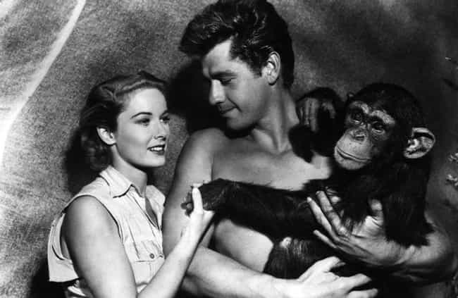 Gordon Scott is listed (or ranked) 4 on the list The Best Actors Who Played Tarzan