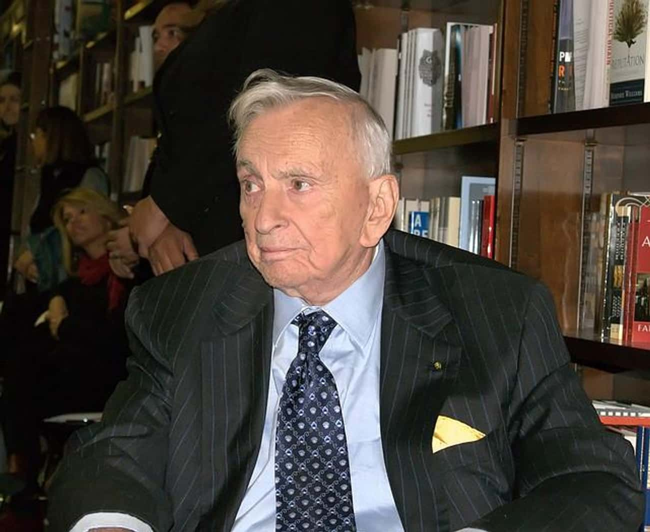 Gore Vidal is listed (or ranked) 3 on the list Famous People Born in 1925