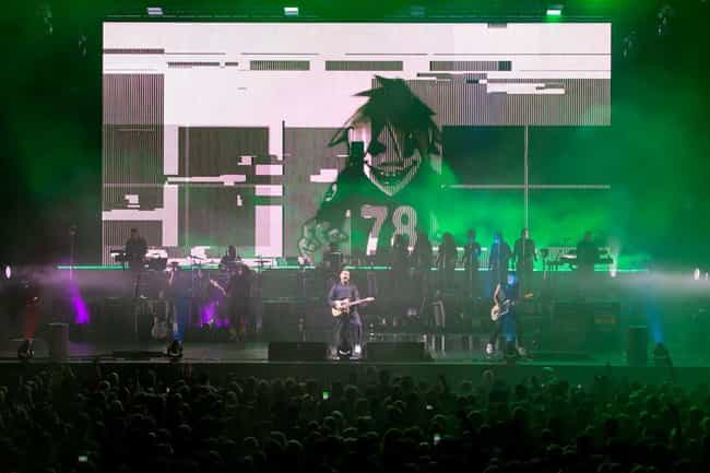 Gorillaz is listed (or ranked) 1 on the list The Best Musicians Who Don't Exist in Real Life