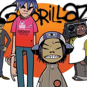 Gorillaz is listed (or ranked) 14 on the list The Best Indie Bands & Artists