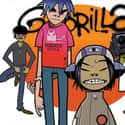 Gorillaz is listed (or ranked) 39 on the list List of Famous Bands from United Kingdom
