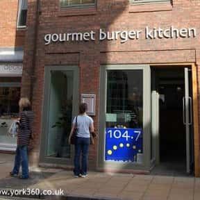 Gourmet Burger Kitchen is listed (or ranked) 5 on the list The Best Restaurant Chains of the UK