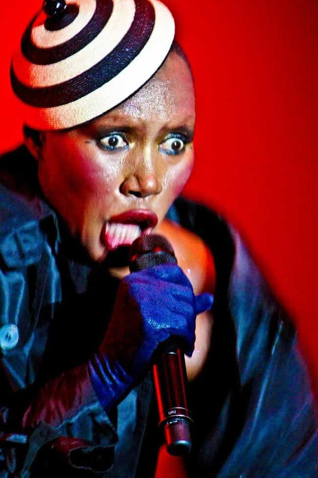 Grace Jones is listed (or ranked) 1 on the list Famous Models Who Identify as Bisexual