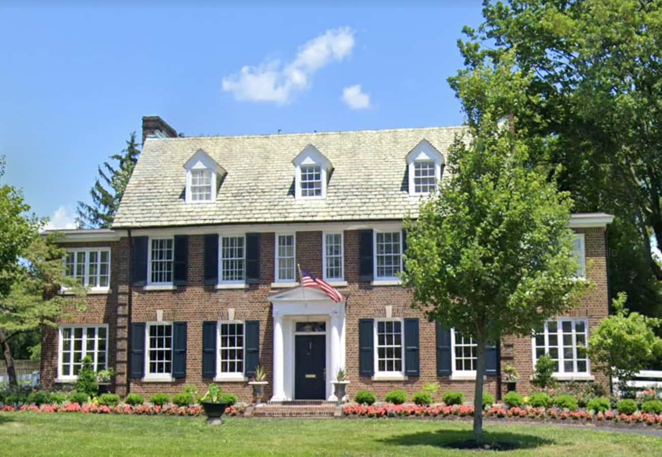 Grace Kelly's Childhood Home: $1 Million