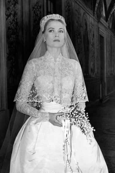 Grace, Princess Of Monaco is listed (or ranked) 1 on the list The Greatest Royal Wedding Dresses In History