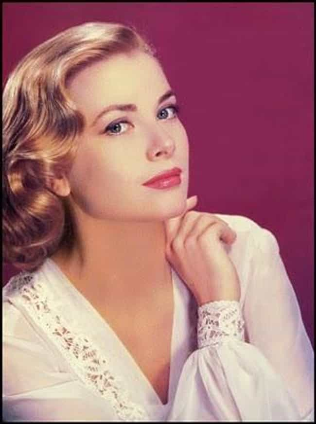 Grace Kelly is listed (or ranked) 3 on the list 76 of Your Grandpa's Hottest Childhood Crushes