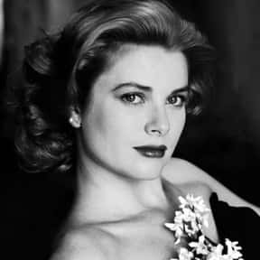 Grace Kelly is listed (or ranked) 1 on the list Natural Beauties Who Don't Need No Make-Up