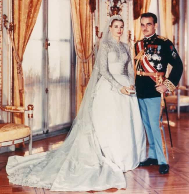 Grace Kelly is listed (or ranked) 2 on the list 8 Normal People Who Married Royalty
