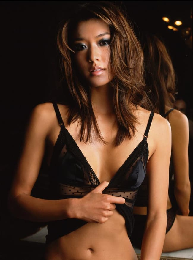 Grace Park Is Listed Or Ranked 1 On The List Hottest Asian Women