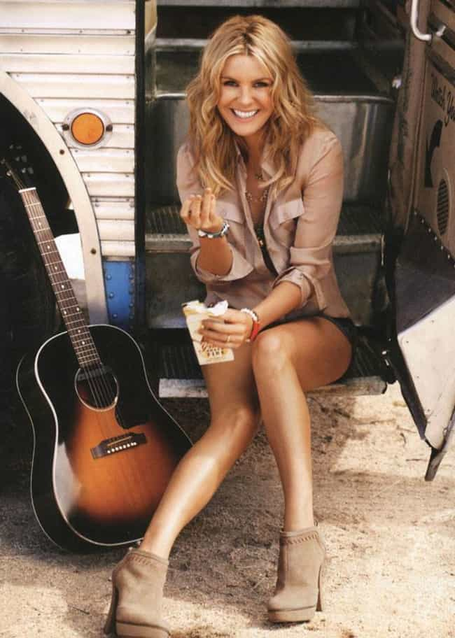 Grace Potter is listed (or ranked) 1 on the list The Top Smoking Babes of Rock Today