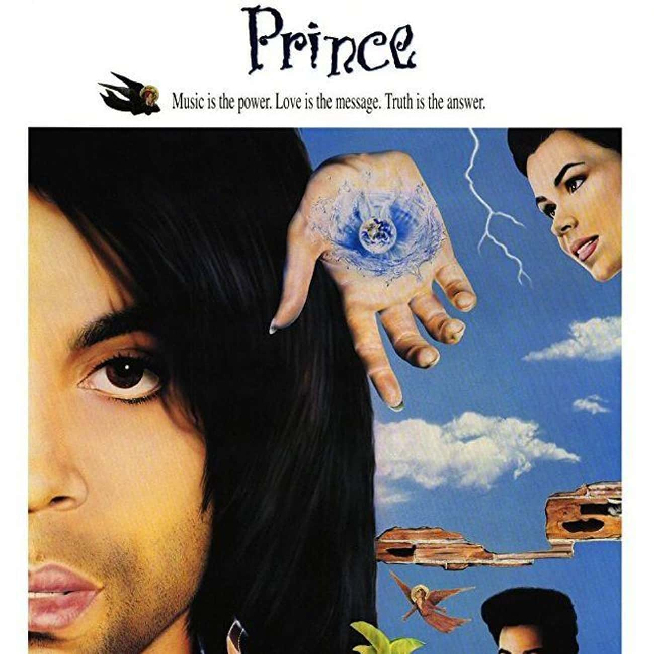 Graffiti Bridge is listed (or ranked) 3 on the list The Best Prince Movies