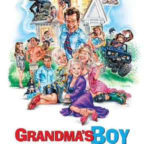 Grandma's Boy is listed (or ranked) 17 on the list The Best Movies to Watch While Stoned